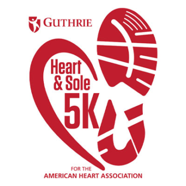 DSGO TO Host Guthrie Heart and Sole 5k
